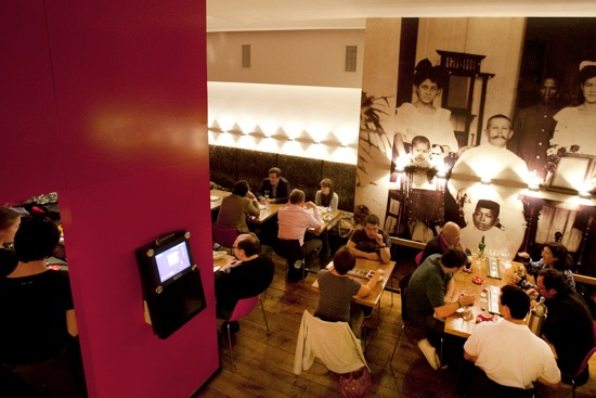 restaurant-blauw-amsterdam-foto-wand